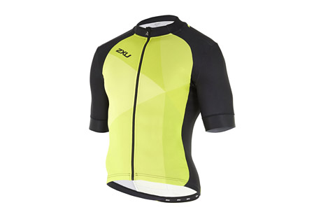 2xu perform pro cycle jersey - men's- Save 53% Off - 2XU Men's Apparel Size Chart  Featuring a stylish Euro cut collar and three rear pockets, this piece is finished with a non-constricting cuff with bonded silicone for security and comfort against the skin. The contoured details and flexible material allow for the perfect fit, even through extensive movement. It's an ideal jersey for races, marathons, and more.  Features:  - Contoured paneling  - 3 rear pockets for storage  - Non-constricting cuff with bonded silicone for secure fit  - HIGH FIL SUB moisture management  - AERO MESH X breathable technology