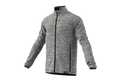 adidas Knit Fleece Jacket - Men's