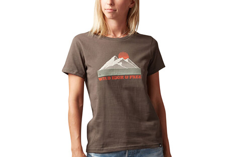 Arbor Mountain High Tee - Women's