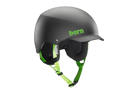 bern team baker eps snow helmet - 2016- Save 54% Off - Size Chart The original visor helmet serves up a unique style with comfort and protection so whether you're on your board, bike, the slopes, or in the water, the Baker, will have a model to match your needs.   The EPS/Thin Shell model is a certified helmet for both bike and snow. This model uses a thin ABS shell lined with EPS Foam to create a burly lightweight lid. A certified helmet is designed to crack and absorb a gnarly impact, much like you may encounter should you take a hard spill on the hill or riding your bike. Depending on the season your helmet will come with either an EPS Summer Comfort Liner or an EPS Winter Liner and you can buy the alternating season's liner based on your needs to keep up with you through the seasons.  Features:  - Crank Fit Adjustment System  - Weight: 17-17.8 oz  - Standards: ABS Hardshell with EPS Foam, CPSC, ASTM, F2040, EN1077B, EN1078  - Discontinued Style