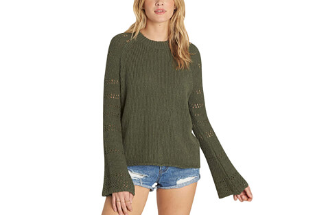 Billabong Cozy Love Sweater - Women's