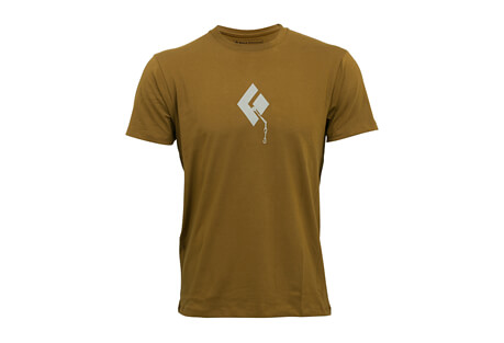 Black Diamond SS Placement Tee - Men's