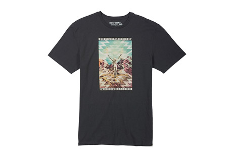 Burton The Great Outdoors Short Sleeve Tee - Men's