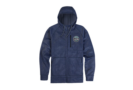 Burton Crown Full-Zip Hoodie - Men's