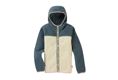 Burton Hearth Snap-Up Fleece - Women's
