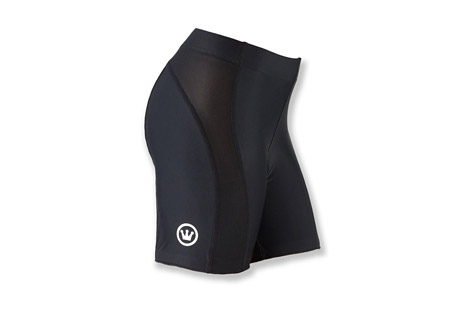 canari hybrid short - women's- Save 53% Off - Canari Women's Size Chart       Stay cool as you ride in these padded cycling shorts from Canari with mesh side panels for temperature control and will stay put thanks to their elastic leg grippers. The shorts have a 6-inch inseam and a wide elastic waistband designed to sit low on the hips.   Features:  - Pro Nylon, 82% Nylon 18% Spandex  - Performance compression fit  - 6