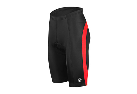 canari blade gel short - men's- Save 46% Off - The Elite Short features an elastic waistband and flatseam stitching for comfort. Also, the shorts have a touch leg gripper.  Features:  - Flatseam stitch construction throughout for maximum comfort  - Tall comfort elastic waistband  - Soft touch leg gripper  - 8