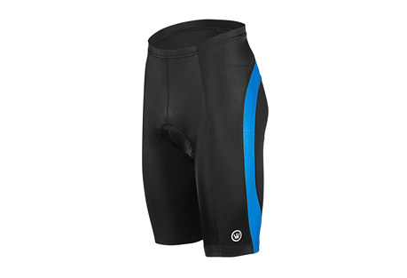 canari blade gel short - men's- Save 50% Off - The Elite Short features an elastic waistband and flatseam stitching for comfort. Also, the shorts have a touch leg gripper.  Features:  - Flatseam stitch construction throughout for maximum comfort  - Tall comfort elastic waistband  - Soft touch leg gripper  - 8