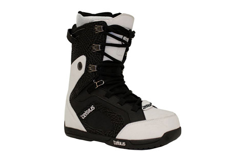 celsius cirrus lace snowboard boots 2015- Save 56% Off - The Cirrus is our classic boot that is designed to be a reliable boot for the everyday snowboarder. The Cirrus gives the perfect combination of flex and comfort. If you are a regular at your local resort and not just a weekend warrior, then this is the boot you will want on your feet.  Features:  - High performance park boot  - Inside outside custom molded backstays  - Traditional lace  - Custom injection eyestay to enhance durability  - Claw lace locks  - Articulating cuffs  - O Zone 7 Liner  - Custom molded insole with memory foam  - Ankle harness with detachable PU pads  - Newly molded phylon midsole for lightweight & responsive shock absorption  - 3D MDT multi dimentional  - 2015 Model Year