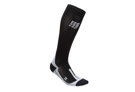 cep progressive+ cycle socks - women's- Save 68% Off - Size Chart   Get ready to have the best ride of your life with these Progressive + Cycle socks by CEP. Made to keep you at your best these, socks have it all. From moisture-wicking to flat-lock seams, they are designed for maximum comfort and performance.  CEP's graduated compression increases blood flow, resulting in less fatigue, reduced soreness, and faster recovery times.  Features:  - Better regeneration so leg muscles are ready to preform again.  - Moisture-wicking, breathable fibers conduct sweat away from the skin surface.  - Optimal performance by the tight-fitting sock, which passes force directly.  -  The elastic sock conforms to the foot perfectly. Padding zones provide additional comfort.  - Graduated compression  - Flat lock seams  - Improves blood flow  - Reduces soreness