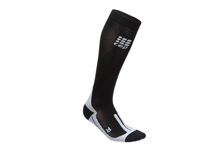 cep progressive+ cycle socks - men's- Save 66% Off - Size Chart   Get ready to have the best ride of your life with these Progressive + Cycle socks by CEP. Made to keep you at your best. From moisture-wicking to flat-lock seams you'll have it all!  Features:  - Better regeneration so leg muscles are ready to preform again.  - Moisture-wicking, breathable fibers conduct sweat away from the skin surface.  - Optimal performance by the tight-fitting sock, which passes force directly.  -  The elastic sock conforms to the foot perfectly. Padding zones provide additional comfort.  - Graduated compression  - Flat lock seams  - Improves blood flow  - Reduces soreness