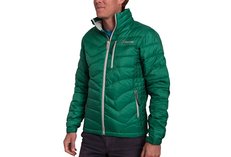 cloudveil endless down jacket - men's- Save 54% Off - The Endless Down Jacket offers great warmth without being bulky.  Its 700-fill down insulation is quilted to allow ease of movement and packability.  The exterior shell is tear-resistant and all pockets are zippered for secure storage.  Features:  - Lined chin guard  - Tear resist fabric  - Interior zip pocket  - 2 zippered hand warmer pockets  - Adjustable cuff tabs