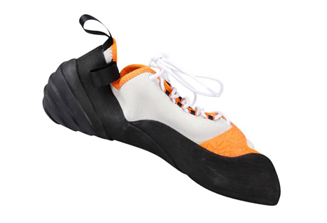 climb-x technician lace climbing shoes - women's- Save 42% Off - The Technician Lace from Climb X is a precision tool that can be used to tame the smallest of edges, the thinnest of cracks, or the steepest of steeps. The slingshot rand gives you power where you need it and the padded tongue keeps your feet comfortable.   Features:  - Reinforced laces  - Padded leather tongue  - Climbing rubber power upper  - X-Factor rubber rand  - 3-D molded X-Factor hooking heel  - Slingshot rand  - Full Organic Hemp lining to keep the leather smelling fresh  - Padded ankle cuff  - Brushed fabric toe liner for comfort  - Externally built dual pull tabs