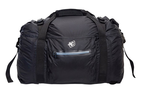 creatures of leisure dry lite duffle bag- Save 35% Off - Creatures of Leisure The Dry-lite Duffle is a new 100% Waterproof duffle bag which can turn into a backpack. Can be use as a waterproof luggage solution for boat trips.   Features:  - 35 Liters   - Liteweight 500 grams  - 210 Nylon with PU Coating   - All seams are PU coated and waterproof  - Rolltop closure