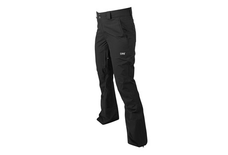 cirq remy 3 layer pant - women's- Save 65% Off - Hit the mountain in style and confidence in the Remy 3 Layer Pant. This lightweight shell is made of a waterproof breathable, stretch woven fabric that will layer with your favorite baselayer to become an unstoppable fortress. Adjustable waistband for comfort before and after lunch, boot gaiters keep the pow out, reinforcement at the ankle helps to avoid edge slashes, belt loops, and taped seams. If you love hiking for fresh turns, the Remy's leg vents will help you dump heat and help keep dry.   Features:  - Shell: 100% Polyester 3 Layer with Teflon DWR Coating  - Waterproofing level: 20000mm(JIS L1092-2009)  - Teflon DWR Coating  - Extra Durable Interior Leg Guards  - Fully Seam Taped  - Brushed Tricot Lined Interior Waistband  - Elastic Waistband Adjuster  - 2 YKK Zipper Back Pockets  - 2 YKK Zipper Front Handwarmer Pockets  - Double Snap and YKK Zipper Fly Closure  - Interior YKK Zipper Leg Vents  - Exterior YKK Zipper Cuff Venting  - Boot Gaiters with Gripper Elastic and Boot Lace Clip  - Tailored Fit
