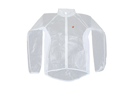 de marchi contour light shell jacket - women's- Save 50% Off - Features:  - Aqualite Pro clear membrane  - Windproof  - Water resistant  - AirControl Mesh inserts for ventilation  - Zippered pocket  - Reflective inserts