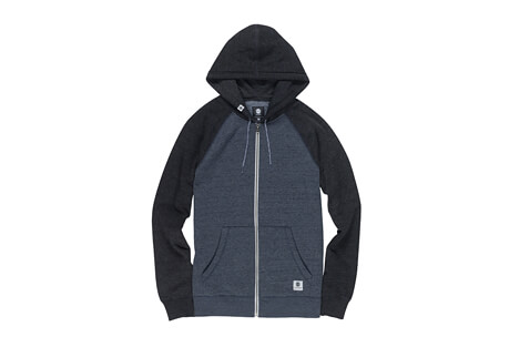 Element Meridian Block Zip Hoodie - Men's
