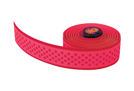 eclypse road polymer omni grip handlebar tape- Save 60% Off - A durable and soft roll of handlebar tape. It's made from high quality EVA Polyemer material that protects your hands from blisters. It's 2100mm long and 2.5mm thick.  Features:  - Durable and soft EVA Polymer material  - High grip in all riding conditions  - 2.5mm thick x 2100mm long  - Eclypse end plugs included
