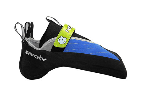 evolv nexxo climbing shoes - men's- Save 37% Off - New to the Chris Sharma Signature Series, the Nexxo represents for Evolv a new way of approaching how they build shoes, how they engineer performance, and how they bridge to a higher level of design. It is soft yet it is powerful. It is convenient and it is precise. The Nexxo ushers in a new era of Evolv's Ultra-Performance climbing footwear.  Features:  - Synthetic forefoot for ultimate performance  - Leather from mid to rear for comfort  - Microfiber lining in the forefoot for comfort, performance, and durability  - Combination of
