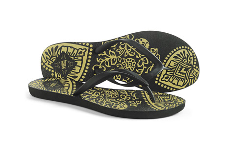 Freewaters Tropea Print Sandal - Women's