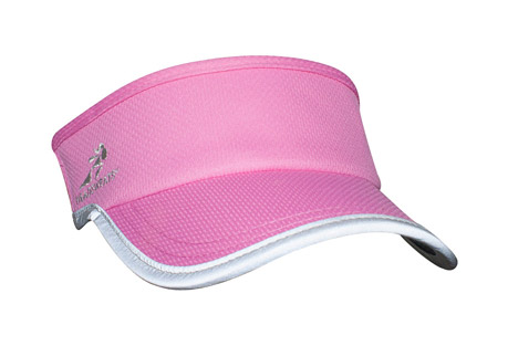 headsweats reflective supervisor - women's- Save 63% Off - The Reflective Supervisor features Headsweats' own proprietary Eventure(TM) Reflective fabric, and is perfect for any athlete. It's made of lightweight polyester with a highly reflective surface treatment, and this visor will keep everyone safe for early morning or evening training sessions. When wearing one of these sport visors, you'll be visible to everyone while you're running down the street.  Features:  - Classic style, superior visor fit  - Eventure knit shell  - Eventure terry sweatband  - Flat front panel perfect for custom logo application  - Black undervisor reduces glare  - Elastic back provides custom fit without any adjustments  - One size fits most  - Machine washable; air dry  - Does not shrink