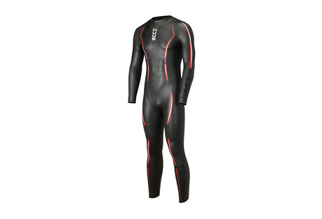huub aerious i 3:5 wetsuit - men's- Save 54% Off - Huub Aerious Men's Wetsuit Size Chart   One suit and the perfect combination of what you need to really maximize your potential. Flexibility, Stretch, stroke alignment and the exclusive X-O Skeleton. The suit has 3mm thick neoprene in the top half of the suit and 5mm in the legs, perfect for those whose legs naturally sink more or when you are looking at swimming longer distance and wish to save your legs for the bike section. No other suits on the market today aids your stroke, kick and body position like the Aerious.  Features:  - 3:5 thickness  - X-O Skeleton for body alignment and Buoyancy  - Arm Crossover alignment for correct positioning and reduced snaking/Fish tailing in the water  - Break-away zipper for Transition speed  - The most flexible lining material available  - Neoprene flexibility, thickness and stretch combination unmatched in the industry.  - Neoprene 84% - Nylon 16%
