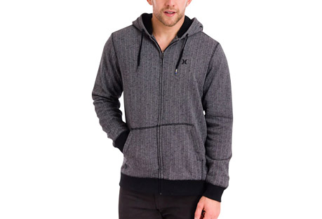 Hurley Retreat Sherpa Zip Up Fleece - Men's