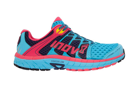 inov-8 road claw 275 (s) shoes - women's- Save 42% Off - The ROAD CLAW brings together all we have learned in the mountains to deliver an ultra-smooth ride with inov-8's iconic grip in a road shoe. No matter how rugged the road, the ROAD CLAW is master of its terrain. Weighing 275g, this is a great training shoe over any road conditions. Delivers a fast, natural and smooth ride with high levels of comfort, protection and grip.  Features:  - Fit: S = Standard fit, which allows for a roomy, more generous fit  - Weight: 9.7 oz. (275 g)  - Drop/Slope: 8mm offset  - A blend of responsiveness and underfoot protection (2 Arrows) from a 6 mm footbed.  - A DFB shank =