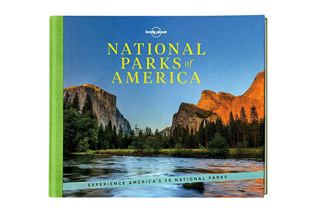 Lonely Planet National Parks of America 1st Edition