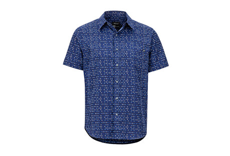 Marmot Lykken Short Sleeve Shirt - Men's
