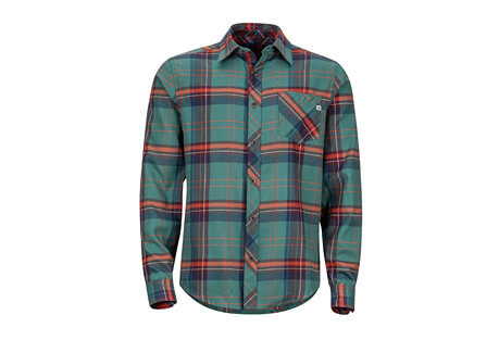Marmot Anderson Lightweight Flannel Long Sleeve Shirt - Men's
