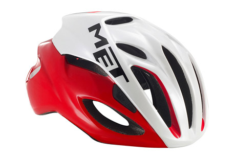 met helmets rivale helmet- Save 47% Off - MET's engineers have spent hours in the wind tunnel with the support of Team Dimension Data for Qhubeka to research the best aerodynamics performances. The specific shape of the Rivale enables a rider to save up to 3 watts at 50km/h: this translates to a 1 second time advantage compared to other similar road helmets. The Venturi effect allows the maximum air intake with the lowest drag possible. Through air channels inside the helmet hot air is pulled to the rear exhausting vents producing a great cooling effect. The Rivale is the new standard of aero.  Features:  - Premium methods of design and construction: Rivale's construction is based on an innovative design approach that focuses on the key performance parameters of the helmet making it compact, lightweight, ventilated and superiorly aerodynamic  - Safe-T Advanced Fit System: MET's top of the line fit system, provides the best weight and comfort ratio.The contact points have a larger cradle surface increasing comfort and are also designed to keep weight low and allow perspiration at the back of the head  - Airlite Straps: Breathability and comfort are extremely important, that's why the Rivale features Airlite straps which are 15% lighter than a standard helmet strap  - Outer shell construction: In-Mould  - Inner shell: Shock absorbing polystyrene  - Chin strap buckle: Anti-pinch buckle   - Straps and Divider: Air lite straps. Anti-slip cam divider  - Fit system: Safe-T Advanced  - Comfort: Coolmax anti-allergenic interior pads. Hand washable  - Be seen: Reflective rear sticker  - Compatibility: MET USB LED light device. Sold separately  - Certifications: CE, AS/NZ, US  Sizing:  - Medium: 54/58 cm  - Large: 59/62 cm