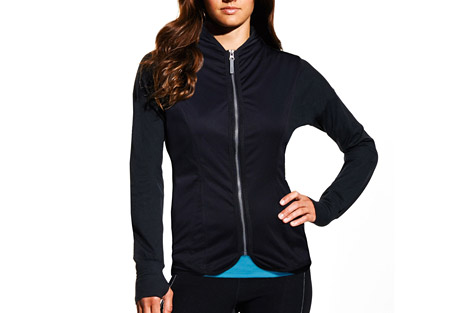 mpg whirlwind lightweight run jacket - women's- Save 57% Off - MPG Women's Size Chart  Features:  - Fabric: Jersey/Membrane Bonded, 34% Nylon, 34% Polyester, 32% Polyurethane 113 gsm  - Lining: 100% polyester pebble mesh, 88 gsm  - Trim:Lightweight Performance Jersey, 92% Polyester 8%   - Spandex 200 gsm  - Zippered side storage pockets  - Reflective center front zipper puller  - Thumbholes in sleeve cuffs  - High visibility logo