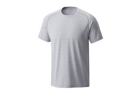 Mountain Hardwear MHW VNT Short Sleeve Shirt - Men's