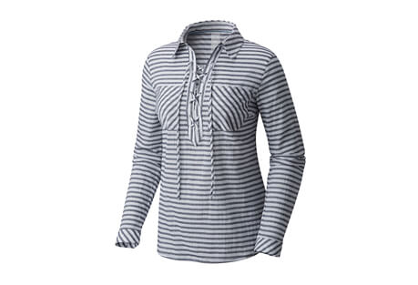 Mountain Berryessa Long Sleeve Popover - Women's