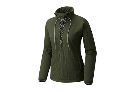 Mountain Hardwear Escape Insulated Pullover - Women's