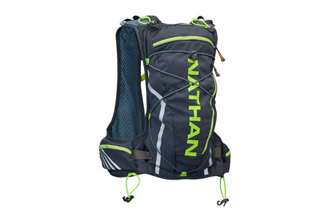nathan vaporcloud hydration vest- Save 50% Off - UTMB-capable 2-Liter hydration vest with expandable cargo space, insulated bladder compartment and 3-D Cooling Channel for maximum breathability and comfort. Equipped with a 2L bladder with quick-release valve. Two front bottle pockets are compatible with 22 oz/650 mL Tru-Flex Bottles.  Features:  - 2-Liter hydration compatible  - Cargo storage  - 3-D Cooling Channel offers great breathability  - Quick-release valve  - Two front bottle pockets  Chest Sizing:  - XS: 31-35 in / 79-89 cm  - S/M: 33-38 in / 84-96 cm  - L/XL: 36-42 in / 91-107 cm