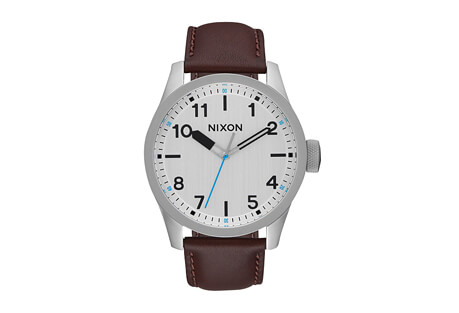 Nixon Safari Leather Watch