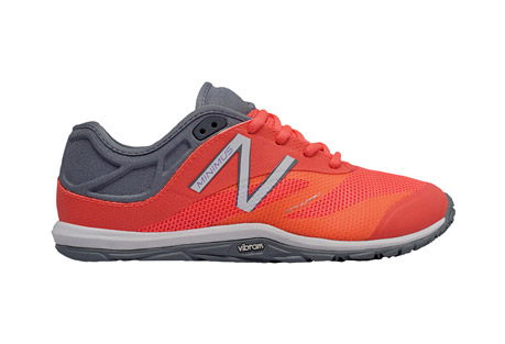 new balance 20 v6 shoes - women's- Save 19% Off - Get the most out of your strength training with the Minimus 20v6. This training shoe has been updated with an enhanced upper and made sleeker to give you an even more natural feel. The REVlite midsole foam delivers cushioning that's lightweight so you get comfort that won't hold you back. Also features a Vibram outsole to give you a durable base with unbeatable traction and optimal surface contact, for better sessions in the gym. The women's Minimus 20v6 is perfect for strength or interval training workouts. Shoe features synthetic and TPU upper, asym collar and no-sew overlays for a fit that feels custom.  Features:  - 4 mm drop: due to variances created during the development and manufacturing processes, all references to   - 4 mm drop are approximate  - Asym collar with molded foam allows for a more natural heel fit  - Meta support  - No-sew overlays  - Synthetic/TPU upper  - Vibram Outsole  - Type: Minimal  - Weight: 172.9 grams (6.1 oz)