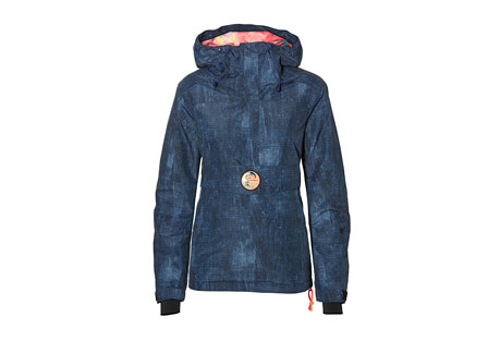 O'Neill Frozen Wave Anorak Jacket - Women's