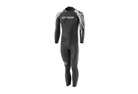 orca s5 fullsleeve tri wetsuit - men's- Save 47% Off - Orca Wetsuit Size Chart     The S5 is an excellent entry-level open water swimming wetsuit that offers great flex and buoyancy for superb value. The S5 introduces a 5mm thick panel of neoprene from neck to mid-leg, increasing flexibility and buoyancy, making it the most buoyant entry level wetsuit on the market. The S5 promises hydrodynamics, flexibility, buoyancy and durability. 2mm Yamamoto 39-cell coated neoprene underarm and shoulder panels provide a superb range of motion. The back is made of 3mm Smooth Skin neoprene, offering buoyancy and thermal protection. Silicone-print Hydrostroke forearm catch panels increase power through the stroke, while Speed Transition calf panels make transitions faster still..  Features:  - Supports you in your first open water experience with a 5mm neoprene panel from neck to knee.  - 2mm SCS neoprene in arms and shoulders - high stretch SCS coated upper arms and torso  - Performance-level durable Yamamoto neoprene provides excellent buoyancy, flexibility and thermal protection  - Speed transition calf panels offer easy removal of the wetsuit and faster transition times.