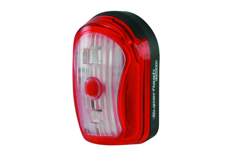 planet bike superflash micro tail light- Save 12% Off - A compact 139 lumen bike light. It has a low and high power beam as well as Superflash flashing mode. Includes two