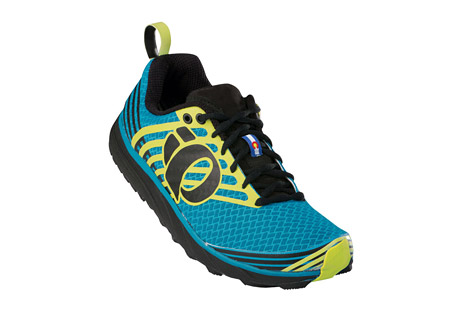 pearl izumi e:motion trail n1 - men's- Save 54% Off - The purist's dream shoe, the Project E:Motion Trail N1 is built to deliver the ultimate smooth flowing responsive ride. The glove-like fit coupled with the E:Motion midsole deliver a light and smooth experience. The Trail N1 offers great trail feel and traction with enough protection and cushioning for bombing descents over technical terrain.  Features: Category: Neutral Weight: 9.6 oz (Men's size 9) Drop: 1mm  - The Trail N1 is part of the Project E:Motion series which has been engineered to provide the smoothest running experience  - Seamless upper uses bonded technology for structure and durability, leaving the inside of the upper smooth and comfortable against your foot  - Insole has a deeply cupped heel that securely cradles the foot  - The Trail N1 features Dynamic Offset technology for a lively and smooth ride that eliminates forefoot slap and reduces shock  - The Trail N1 has a low 1mm drop and a combination of shock absorbing and energy return foams  - At 9.6 ounces, it is extremely light-weight, yet cushioned and protective enough for ultra marathons  - The Trail N1 is neutral and has our most minimal level 1 midsole  - Perforated SBR tongue foam doesn't absorb water, while offering great comfort and breathability  - Outsole has an aggressive self-cleaning lug pattern  - Forefoot rock plate protects foot against stone bruising and rock push-through  - Bonded seamless toe cap protects feet from rocks, roots, stumps and other trail hazards  - Last Chance: Discontinued Style
