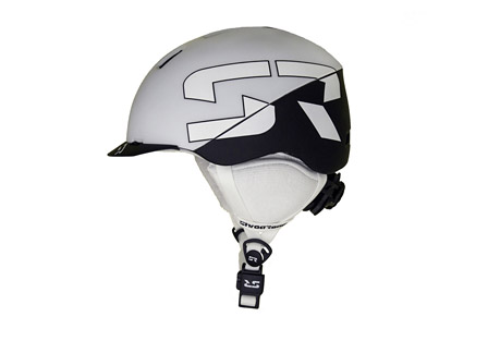 shred ready eleven helmet- Save 53% Off - Eleven Snow Sports Helmet Features two shell inmold design, slider vents, Removable ear flaps, washable comfort liner, removable goggle retention strap, and interchangeable/ removable brim, comes with 2 brims.  Features:  - EPS In-Mold   - Quick Click Fidlock Buckle  - H.O.G. 3.0 Rear Adjustment System  - Adjustable Slider Vents  - Removable Comfort Liner  - Removable Ear Flaps  - TPE Goggle Strap  - 2 TPE Removable and Interchangeable Brims  - ASTM 2040 Certification