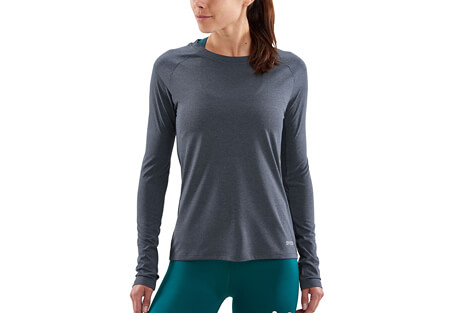SKINS Activewear Siken Long Sleeve Top - Women's