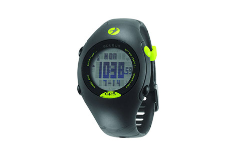 soleus oiselle gps mini flyte watch - women's- Save 57% Off - The GPS mini Flyte showcases Soleus' first partner collaboration with the running apparel company, Oiselle. Who says technical product can't be stylish? Now you can show your love for fit fashion with the GPS mini Flyte. Run in what you love. The small styling of GPS mini Flyte was made with woman runners in mind. This special edition GPS mini tracks speed, distance, and pace. Charge and upload your run via an integrated USB built directly into the strap. GPS mini Flyte also boasts 100-lap memory, automatic lap splits, calorie counter, simple 4 button user interface, and a customizable display.  Features:  - GPS: High sensitivity receiver  - Distance: Current/total in miles or kilometers  - Pace/Speed: Current/average in mph or kph  - Data Upload: Upload via integrated USB  - Integrated USB: USB plug hidden in strap  - Calories Burned: Current/total in Kcal  - Auto-Lap: Detects mile splits automatically  - Large Digits: Easy to read display at a glance  - Chronograph: 1/100 second accuracy  - Data Storage: 100 lap memory  - Rechargeable Battery: Lithium-ion recharged via USB  - El Blacklight: Soft glow for low light conditions  - Night Mode: Always-on safety glow  - 30m Water Resistant