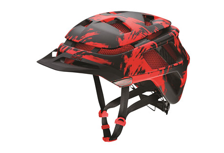 smith forefront helmet - 2016- Save 59% Off - The award winning Forefront. A full-coverage helmet ideal for all-mountain riding or racing, the Forefront's AEROCORE(TM) construction featuring Koroyd(R) creates a low volume helmet with ventilated protection that fully integrates with your sunglasses, goggles, light, or POV camera.  Features:  - Lightweight Aerocore(TM) In-Mold Construction  - Ventilated Protection Featuring Patented Koroyd Material  - Integrated Skeletal Structure  - VaporFit(TM) Adjustable Fit System  - Adjustable/Removeable Visor  - Integrated Camera & Light Mount  - 21 Vents  - X-Static with Reactive Cooling Performance Lining  - Ultra-Light Single Layer Webbing  - AirEvac Ventilation  - Goggle Retention Strap Included  - Lifetime Warranty  - last chance: discontinued style  Size Information:  - S:  51-55cm  - M:  55-59cm  - L:  59-63cm