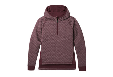 Smartwool Diamond Peak Quilted Pullover - Women's