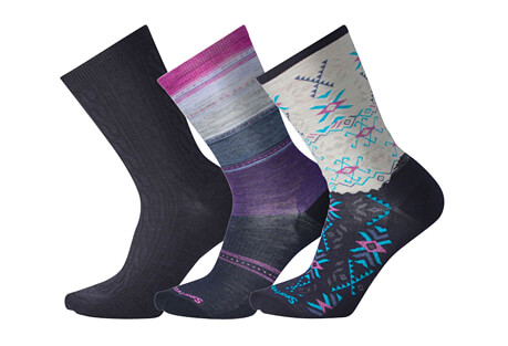 Smartwool Trio 3 Socks 3-Pack - Women's