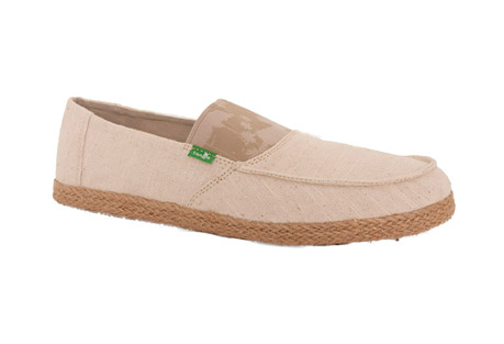 Sanuk Commodore Stretch Shoes - Men's